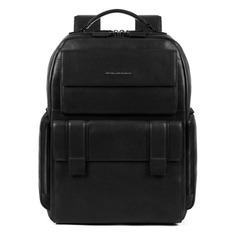 Рюкзак мужской Piquadro Kobe CA4942S105/N черный натур.кожа