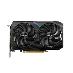 Видеокарта ASUS nVidia GeForce GTX 1660SUPER , DUAL-GTX1660S-O6G-MINI, 6ГБ, GDDR6, OC, Ret