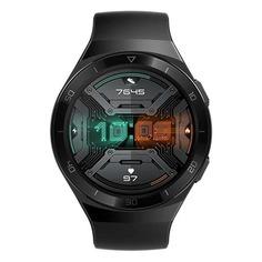 """Смарт-часы HUAWEI Watch GT 2e Hector-B19S, 1.39"""", черный / черный [55025295]"""