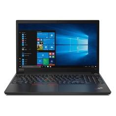 """Ноутбук LENOVO ThinkPad E15-IML T, 15.6"""", IPS, Intel Core i3 10110U 2.1ГГц, 8ГБ, 1000ГБ, Intel UHD Graphics , Windows 10 Professional, 20RD0034RT, черный"""