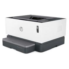 Принтер лазерный HP Neverstop Laser 1000n лазерный, цвет: белый [5hg74a]