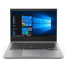 "Ноутбук LENOVO ThinkPad E14-IML T, 14"", IPS, Intel Core i7 10510U 1.8ГГц, 8ГБ, 256ГБ SSD, Intel UHD Graphics , Windows 10 Professional, 20RA001CRT, серебристый"