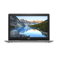 "Ноутбук DELL Inspiron 3593, 15.6"", Intel Core i3 1005G1 1.2ГГц, 4Гб, 1000Гб, Intel UHD Graphics , Linux, 3593-8604, серебристый"