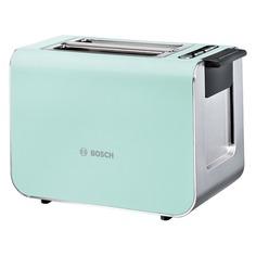 Тостер BOSCH TAT8612, зеленый