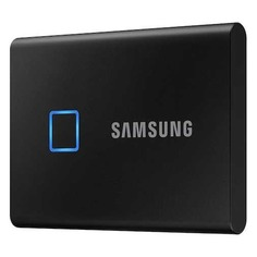 "SSD накопитель SAMSUNG T7 Touch MU-PC1T0K/WW 1Тб, 1.8"", USB Type-C"