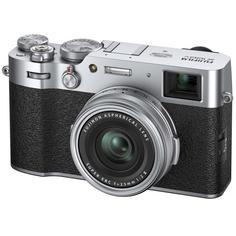 Фотоаппарат компактный Fujifilm X100V Silver