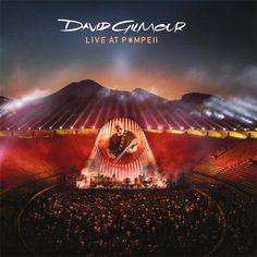 Виниловая пластинка Warner Music David Gilmour:Live At Pompeii