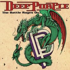 Виниловая пластинка Sony Music Deep Purple:The Battle Rages On