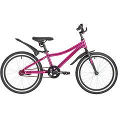 Двухколёсный велосипед Novatrack Prime, 20 дюймов