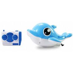 """Радиоуправляемая водная игрушка Mioshi Tech """"Дельфин"""", 22 см"""