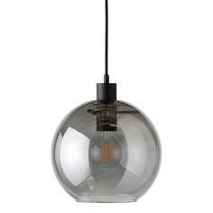 Лампа подвесная kyoto round (frandsen) серый 18 см.