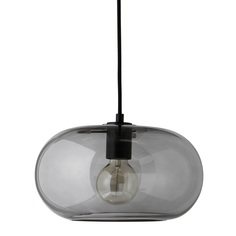 Лампа подвесная kobe (frandsen) серый 17 см.