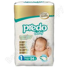 Подгузники predo baby преимущественная пачка № 1 2-5 кг. новорожденный а-101