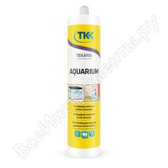 Клей-герметик для аквариумов ткк tekafix aquarium прозрачный 50722