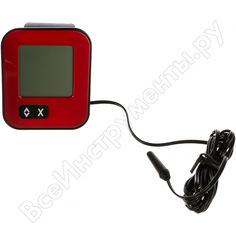 Электронный термометр tfa moxx, красный 30.1043.05
