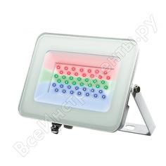 Прожектор jazzway pfl-30w rgb wh ip65 прожектор белый 5012103