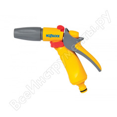 Пистолет-распылитель для полива hozelock 2674 jet spray 3 режима 2674p3600