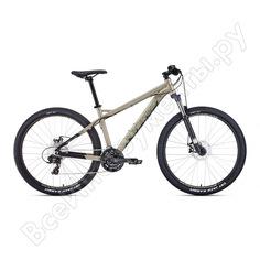 Велосипед forward quadro 27,5 2.0 disc рост 19, 2019-2020, бежевый матовый rbkw0m67r025