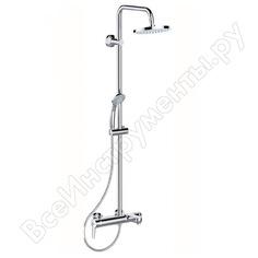 Душевая стойка ideal standard ideal rain eco b1377aa