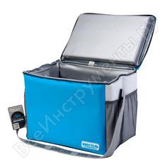 Термосумка biostal дискавери 30 л, синяя tcр-30b