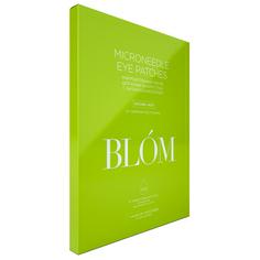 BLOM, Патчи для глаз «Янтарная кислота», 1 пара BlÓm