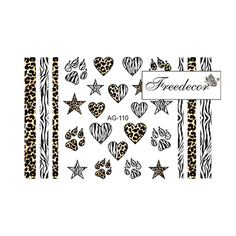 Freedecor, Слайдер-дизайн «Аэрография» №110