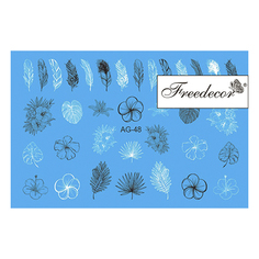 Freedecor, Слайдер-дизайн «Аэрография» №48