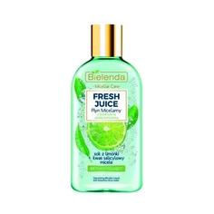 Bielenda, Мицеллярная вода Fresh Juice, лайм, 100 мл