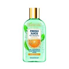 Bielenda, Мицеллярная вода Fresh Juice, апельсин, 100 мл