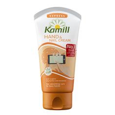 Kamill, Крем для рук и ногтей Express, 75 мл