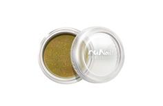 ruNail, дизайн для ногтей: пыль (золотой)