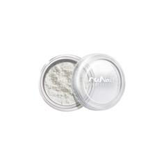 ruNail, дизайн для ногтей: пыль 2008 (белый, матовый)