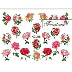 Freedecor, Слайдер-дизайн «Аэрография» №218