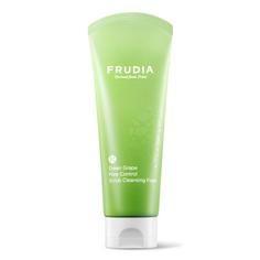 Frudia, Скраб-пенка для умывания Green Grape, 145 г