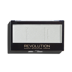 Makeup Revolution, Хайлайтер Ingot, Platinum