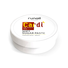 ruNail, Сахарная паста Cardi, мягкая, 150 г