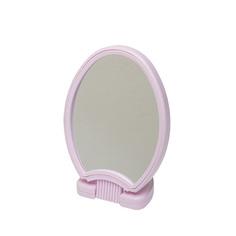 Dewal, Зеркало настольное в розовой оправе