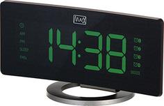 Радиочасы с будильником MAX