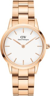 Женские часы в коллекции Iconic Link Женские часы Daniel Wellington DW00100211