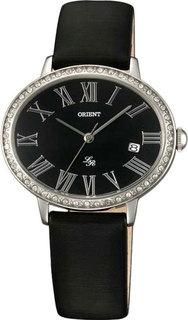 Японские женские часы в коллекции Lady Rose Женские часы Orient UNEK006B-ucenka