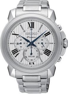 Японские мужские часы в коллекции Premier Мужские часы Seiko SSC595P1