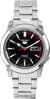 Японские мужские часы в коллекции SEIKO 5 Мужские часы Seiko SNKK31K1