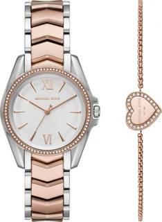 Женские часы в коллекции Whitney Женские часы Michael Kors MK1023