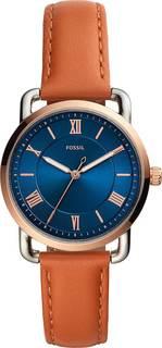 Женские часы в коллекции Copeland Женские часы Fossil ES4825