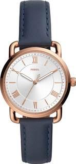 Женские часы в коллекции Copeland Женские часы Fossil ES4824