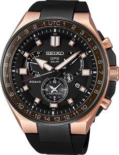 Японские мужские часы в коллекции Astron Мужские часы Seiko SSE170J1