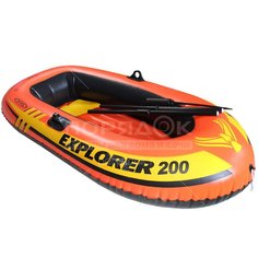 Лодка надувная Intex Explorer 58331NP, 185х94х41 см