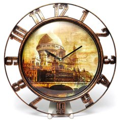 Часы настенные 152-38017, 30.5х4.5 см