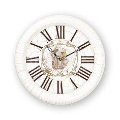 Часы настенные Вега Летучий Голландец дерево Д1КНД/7-553, 30х30х4.5 см Vega