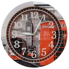 Часы настенные Вега Биг Бэн П1-398/7-398 Vega